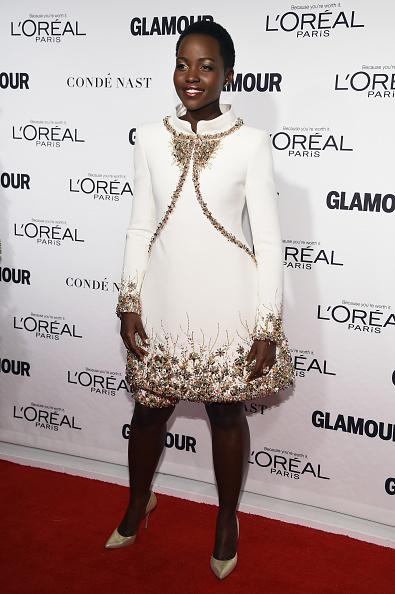 Champagne Colored「Glamour's Cindi Leive Honors The 2014 Women Of The Year - Arrivals」:写真・画像(14)[壁紙.com]