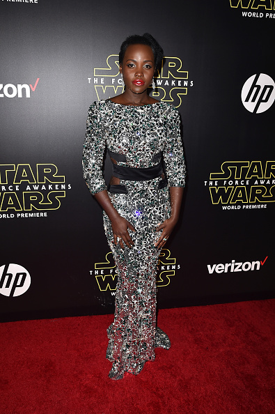 "スター・ウォーズ・シリーズ「Premiere Of ""Star Wars: The Force Awakens"" - Red Carpet」:写真・画像(3)[壁紙.com]"
