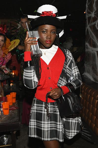 Sponsor「Heidi Klum's 19th Annual Halloween Party Sponsored By SVEDKA Vodka And Party City At Lavo NYC」:写真・画像(3)[壁紙.com]