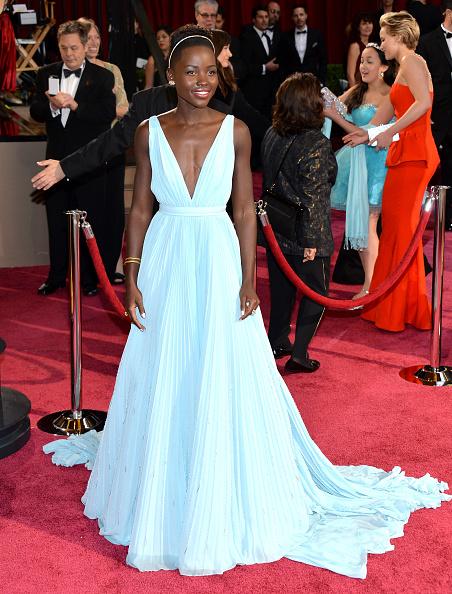 Blue Dress「86th Annual Academy Awards - Arrivals」:写真・画像(19)[壁紙.com]