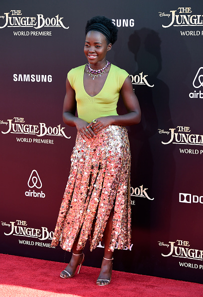 "El Capitan Theatre「Premiere Of Disney's ""The Jungle Book"" - Arrivals」:写真・画像(16)[壁紙.com]"