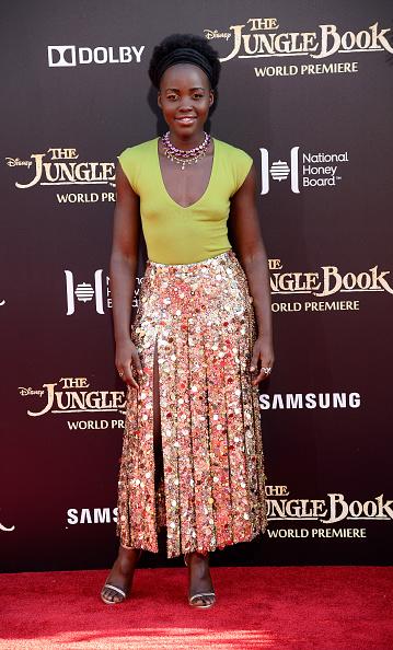 """El Capitan Theatre「Premiere Of Disney's """"The Jungle Book"""" - Arrivals」:写真・画像(7)[壁紙.com]"""