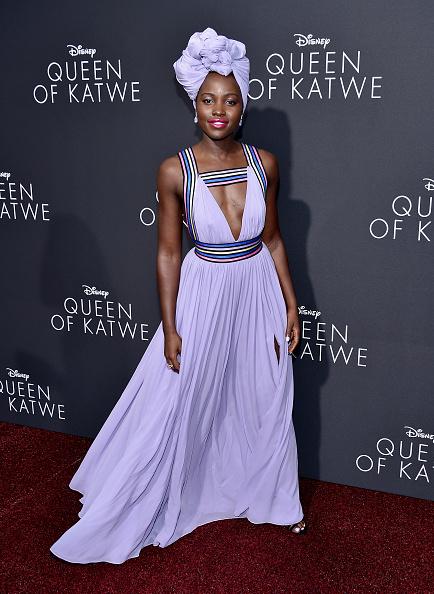 "Elie Saab - Designer Label「Premiere Of Disney's ""Queen Of Katwe"" - Arrivals」:写真・画像(6)[壁紙.com]"