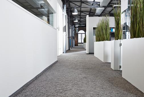 Plant「Modern open plan office」:スマホ壁紙(3)