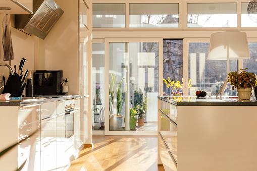 Cabinet「Modern open plan kitchen」:スマホ壁紙(15)