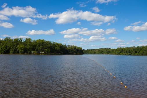Nouvelle-Aquitaine「View peaceful lake」:スマホ壁紙(19)
