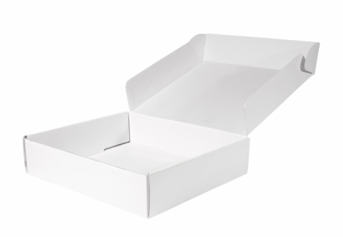 Sending「White cardboard box」:スマホ壁紙(15)