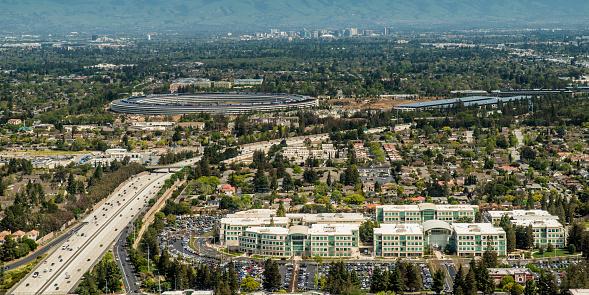 Silicon Valley「Apple Headquarters in Cupertino CA」:スマホ壁紙(11)
