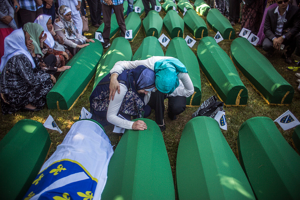 Mass Murder「20 Years Since The Srebrenica Massacre More Victims Buried」:写真・画像(11)[壁紙.com]