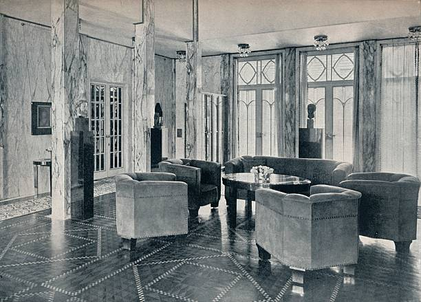 The Hall of the Stoclet Palace:ニュース(壁紙.com)
