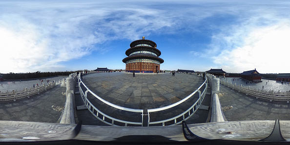 Horizontal「The Temple Of Heaven」:写真・画像(0)[壁紙.com]
