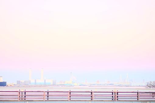 Auto Post Production Filter「a landscape of a bridge」:スマホ壁紙(4)