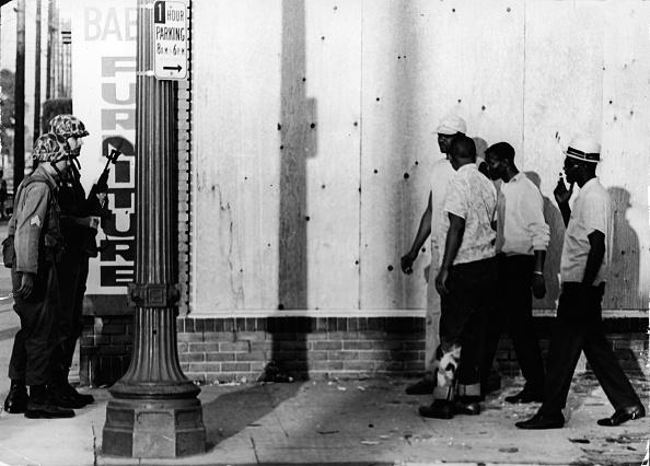 Human Rights「Watts Race Riots In Los Angeles」:写真・画像(0)[壁紙.com]