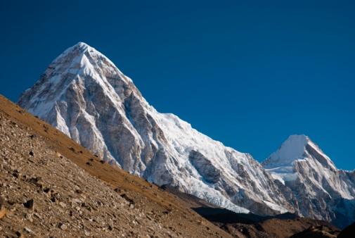 Khumbu「Pumori and Lingtren mountains, in the Everest region of Nepal」:スマホ壁紙(13)