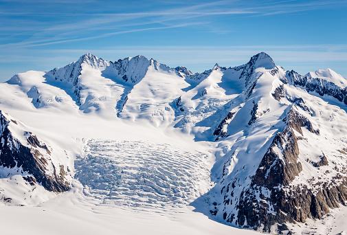 スノーボード「アレッチ氷河の詳細」:スマホ壁紙(3)