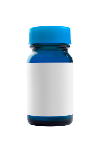 Poisonous「Blue Bottle」:スマホ壁紙(4)