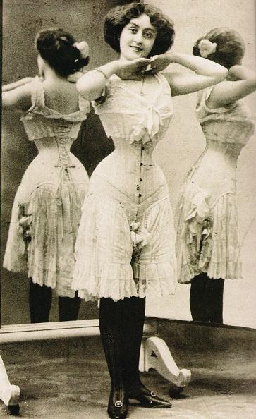 Bra「Victorian corset, End 1890s」:写真・画像(17)[壁紙.com]