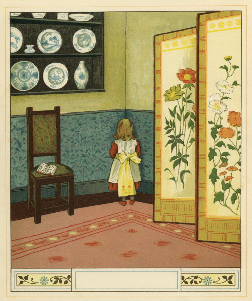Classical Style「Victorian child sent to the corner as punishment」:写真・画像(9)[壁紙.com]