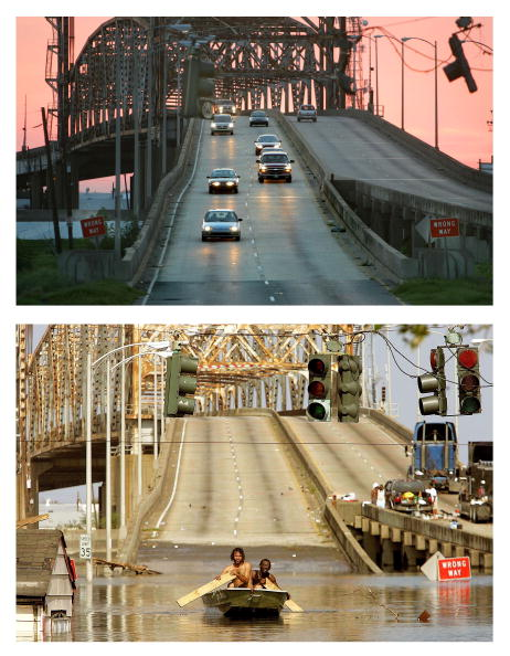 Image Montage「Hurricane Katrina - One Year Later」:写真・画像(14)[壁紙.com]