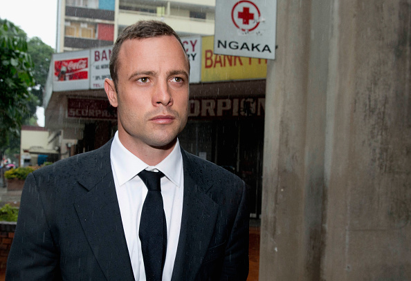 Oscar Pistorius「Oscar Pistorius Is Tried For The Murder Of His Girlfriend Reeva Steenkamp」:写真・画像(4)[壁紙.com]
