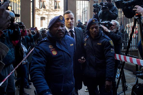 Oscar Pistorius「Oscar Pistorius Is Sentenced In The Trial Over The Murder Of Reeva Steenkamp」:写真・画像(11)[壁紙.com]