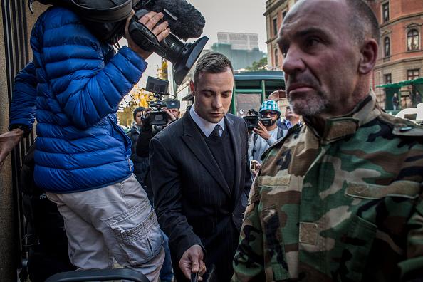 Oscar Pistorius「Oscar Pistorius Attends A Fresh Sentencing Hearing In Reeva Steenkamp Murder」:写真・画像(19)[壁紙.com]