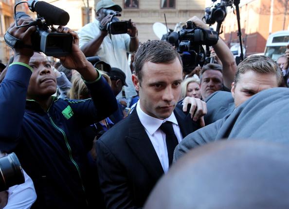 Oscar Pistorius「The Judge Reaches Her Verdict In The Trial Of Oscar Pistorius」:写真・画像(10)[壁紙.com]