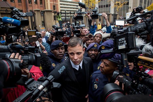 Oscar Pistorius「Oscar Pistorius Attends A Fresh Sentencing Hearing In Reeva Steenkamp Murder」:写真・画像(0)[壁紙.com]