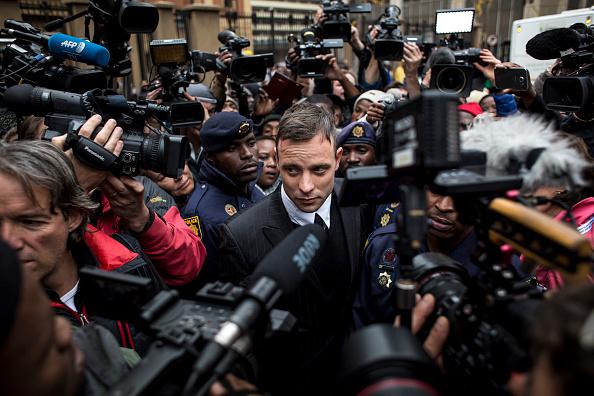 Oscar Pistorius「Oscar Pistorius Attends A Fresh Sentencing Hearing In Reeva Steenkamp Murder」:写真・画像(7)[壁紙.com]