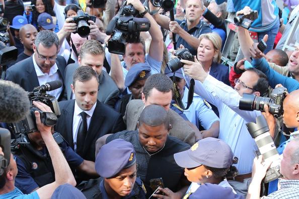 Oscar Pistorius「Oscar Pistorius Is Cleared Of Murdering Girlfriend Reeva Steenkamp」:写真・画像(9)[壁紙.com]