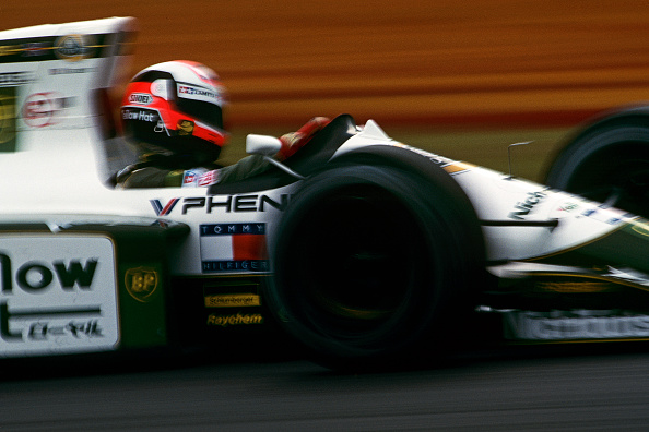 Japanese Formula One Grand Prix「Johnny Herbert, Grand Prix Of Japan」:写真・画像(19)[壁紙.com]