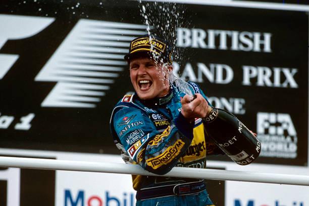 British Formula One Grand Prix「Johnny Herbert, Grand Prix Of Great Britain」:写真・画像(16)[壁紙.com]