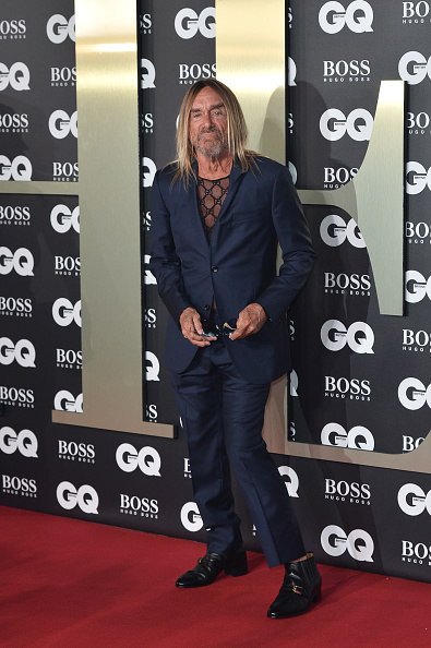 Leather Boot「GQ Men Of The Year Awards 2019 - Red Carpet Arrivals」:写真・画像(5)[壁紙.com]