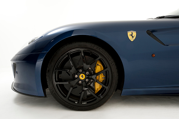 Wheel「2010 Ferrari 599 GTO」:写真・画像(0)[壁紙.com]