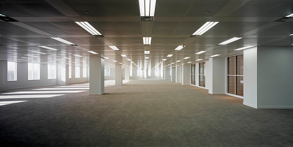 Empty「Office Refurbishment Interior」:写真・画像(11)[壁紙.com]