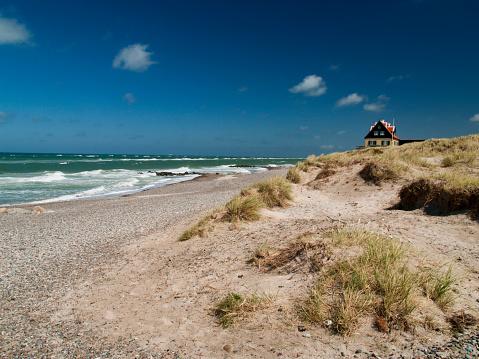 Denmark「The old part of Skagen」:スマホ壁紙(13)