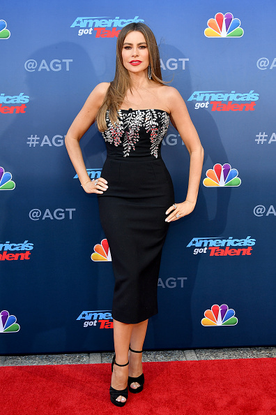 """体にぴったりした「""""America's Got Talent"""" Season 15 Kickoff」:写真・画像(1)[壁紙.com]"""