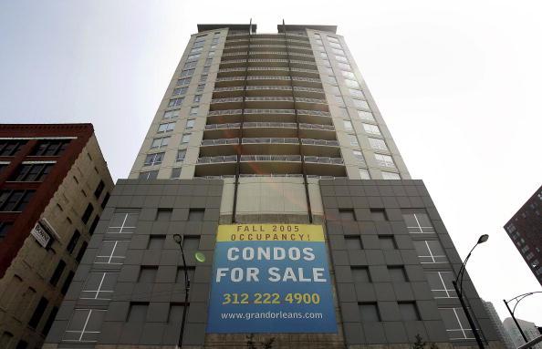 Apartment「Condo Construction Boom Continues In Chicago」:写真・画像(13)[壁紙.com]