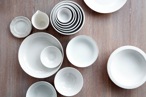 Bowl「white ceramic + china serving bowls collection」:スマホ壁紙(5)
