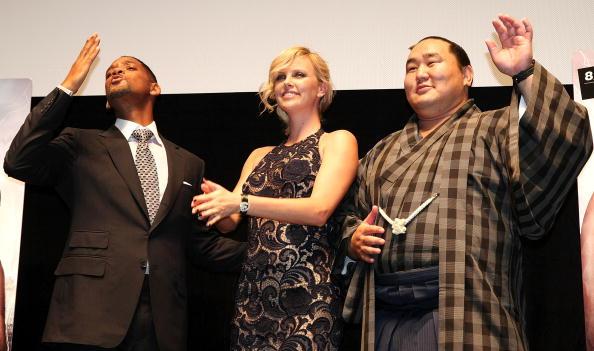 "朝青龍 明徳「""Hancock"" Japan Premiere」:写真・画像(13)[壁紙.com]"