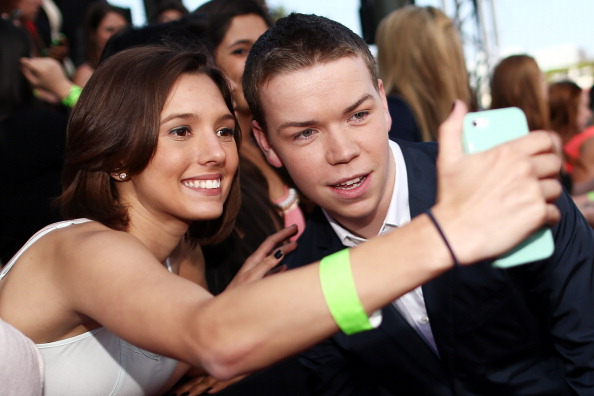 Photography Themes「2014 MTV Movie Awards - Red Carpet」:写真・画像(18)[壁紙.com]