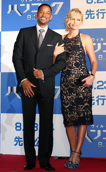"Pencil Dress「""Hancock"" Japan Premiere」:写真・画像(10)[壁紙.com]"