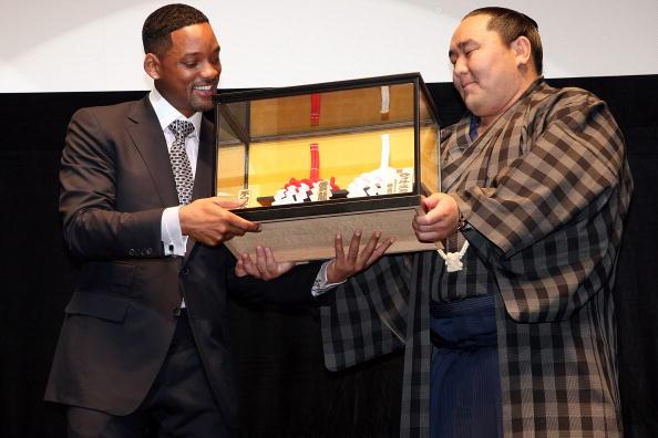"朝青龍 明徳「""Hancock"" Japan Premiere」:写真・画像(11)[壁紙.com]"