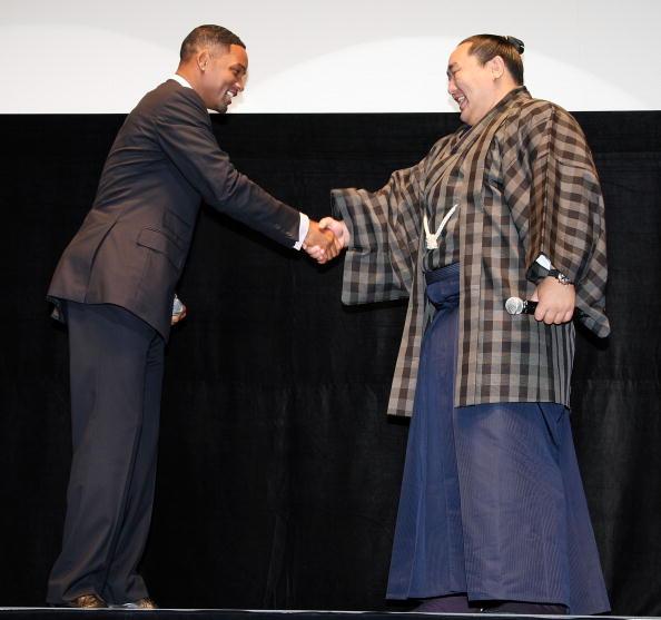 "朝青龍 明徳「""Hancock"" Japan Premiere」:写真・画像(12)[壁紙.com]"