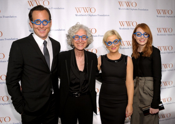 Seventh Occurrence「Amy Poehler And Will Arnett Host Worldwide Orphans Foundation's Seventh Annual Benefit Gala - Arrivals」:写真・画像(2)[壁紙.com]