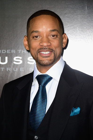 俳優 ウィル・スミス「Screening Of Columbia Pictures' 'Concussion' - Arrivals」:写真・画像(11)[壁紙.com]