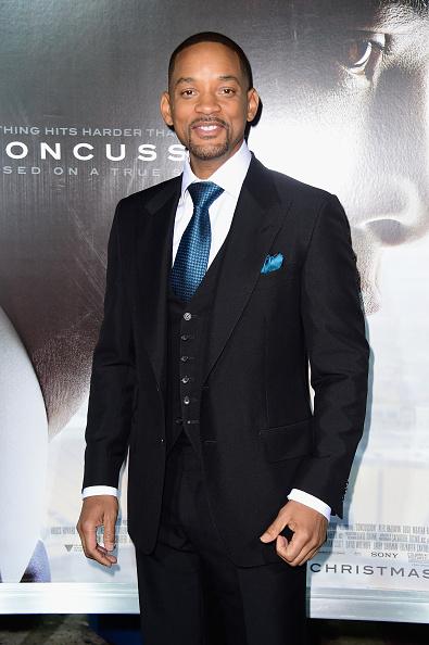 俳優 ウィル・スミス「Screening Of Columbia Pictures' 'Concussion' - Arrivals」:写真・画像(14)[壁紙.com]
