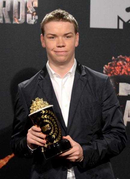 Will Poulter「2014 MTV Movie Awards - Press Room」:写真・画像(15)[壁紙.com]