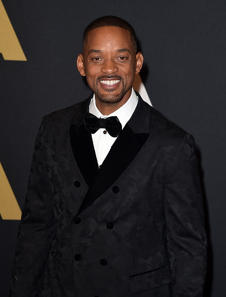俳優 ウィル・スミス「Academy Of Motion Picture Arts And Sciences' 7th Annual Governors Awards - Arrivals」:写真・画像(6)[壁紙.com]