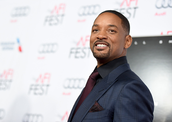 俳優 ウィル・スミス「AFI FEST 2015 Presented By Audi Centerpiece Gala Premiere Of Columbia Pictures' 'Concussion' - Red Carpet」:写真・画像(5)[壁紙.com]
